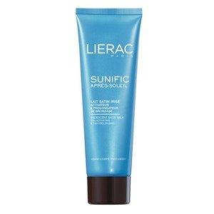 lierac sunific pos solar leite acetinado iridescente