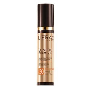 lierac sunific premium creme protector solar antienvelhecimento global