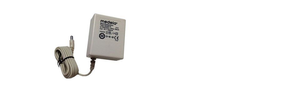 medela adaptador transformador mini electric