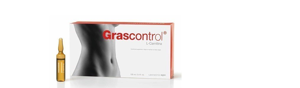 mesoestetic grascontrol l carnitina