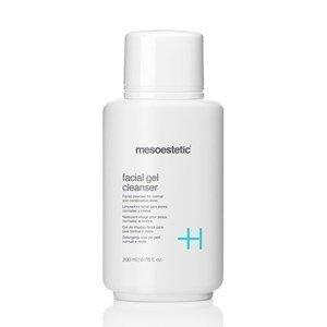 mesoestetic higiene gel facial limpeza