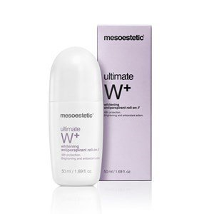 mesoestetic ultimate w  antitranspirante aclarador