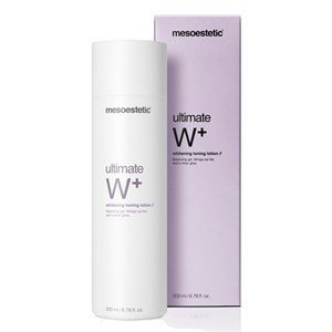 mesoestetic ultimate w whitening locao tonica