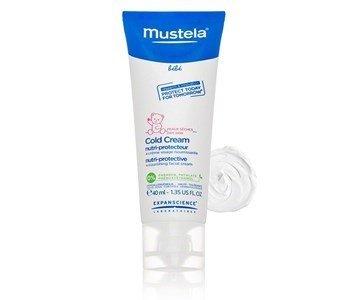 mustela cold cream nutritivo