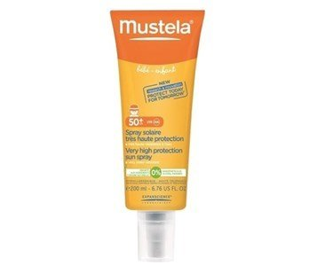 mustela solar spray