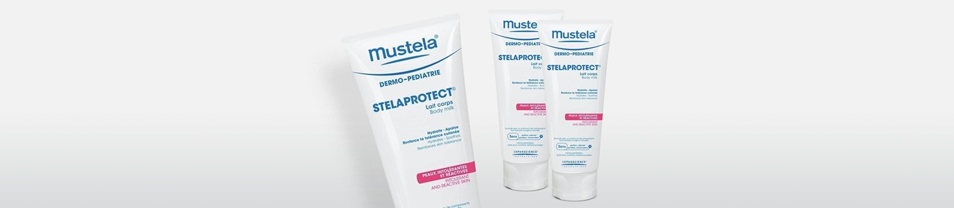 mustela stelaprotect leite