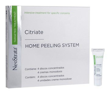 neostrata targeted treatment citriate sistema peeling