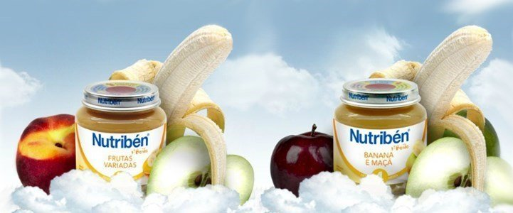 nutriben maca banana frutas