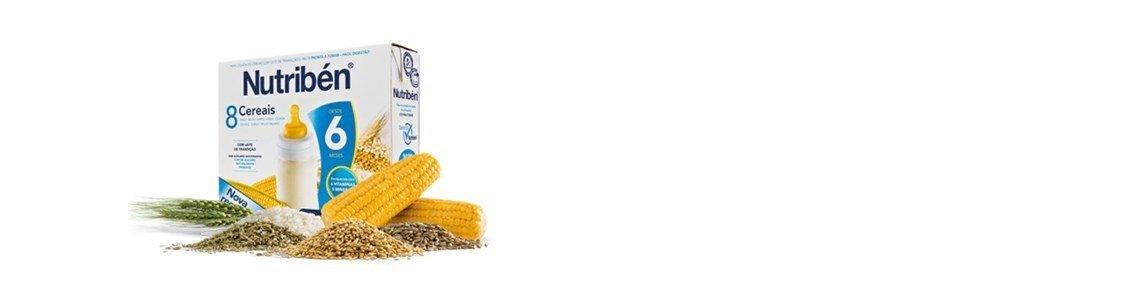 nutriben papa liquida 8 cereais