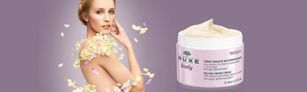 nuxe body creme fundente refirmante