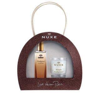 nuxe coffret love from paris