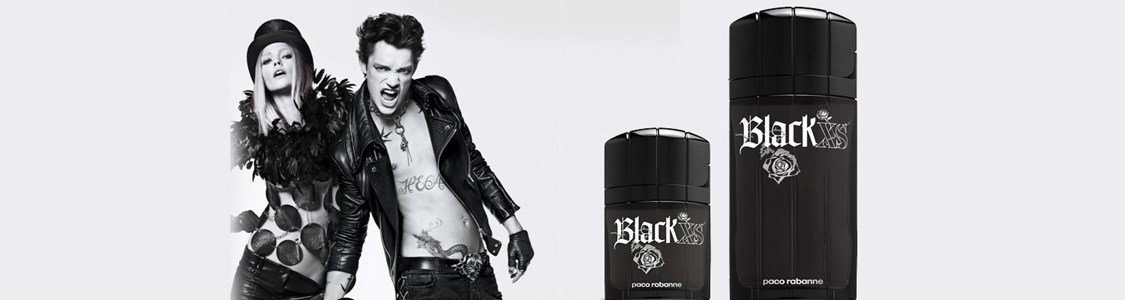 paco rabanne black xs men eau toilette