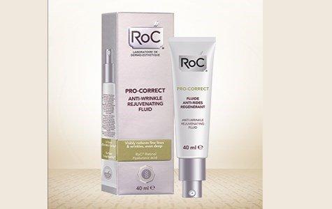 roc pro correct creme antirrugas rejuvenescedor peles secas
