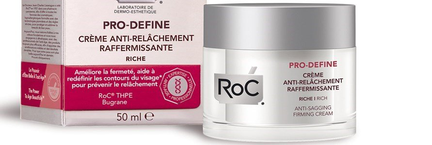 roc pro define creme rico antiflacidez