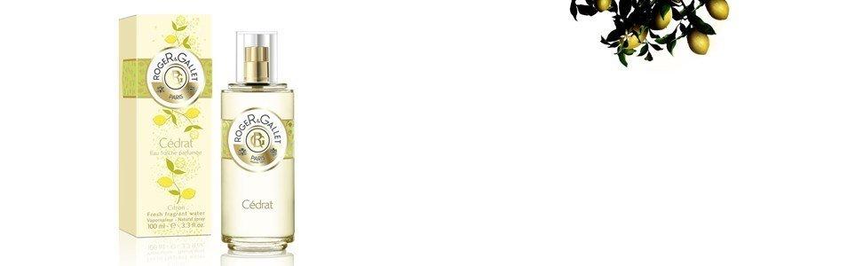 roger gallet cedrat agua fresca perfumada