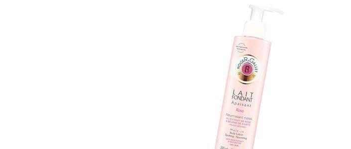 roger gallet rose leite hidratante