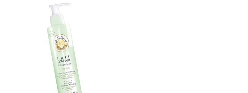 roger gallet vert leite hidratante