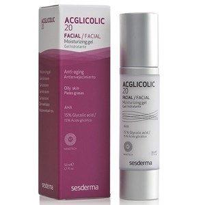 sesderma acglicolic 20 gel antienvelhecimento hidratante