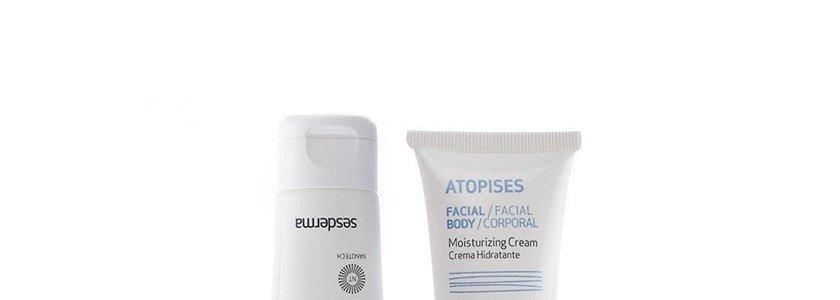 sesderma atopises creme hidratante peles atopicas