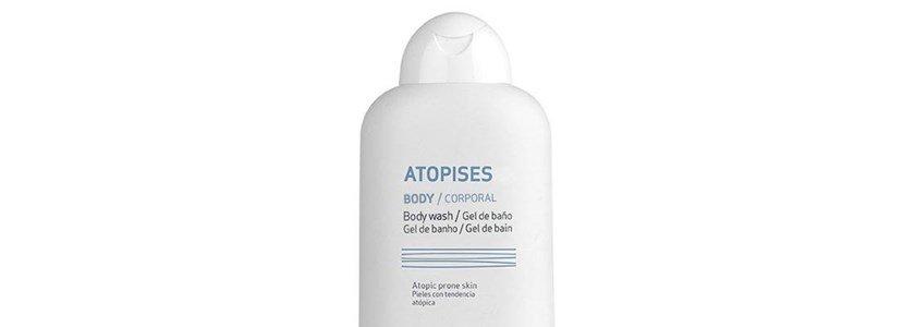 sesderma atopises gel banho peles atopicas