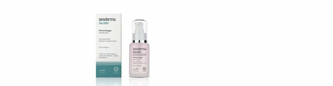sesderma salises gel hidratante pele tendencia acne