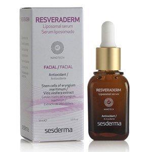 sesderma serum resveraderm cuidado antienvelhecimento