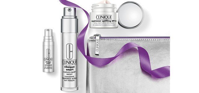 set clinique smart serum