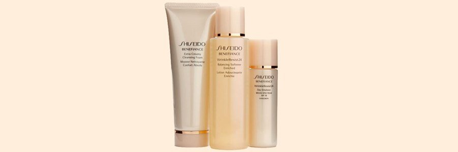 shiseido benefiance age targeting set