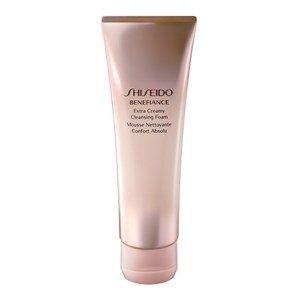 shiseido benefiance wrinkle resist 24 extra creamy cleansing espuma