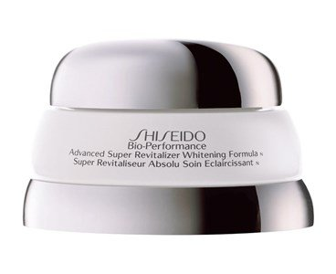 shiseido bio performance advanced super revitalizer formula branqueadora