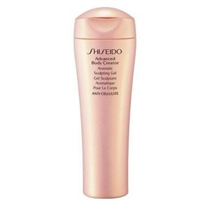 shiseido body care aromatico sculpting gel