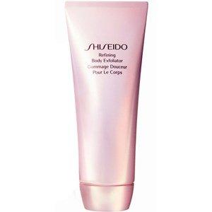 shiseido body care refining body exfoliador