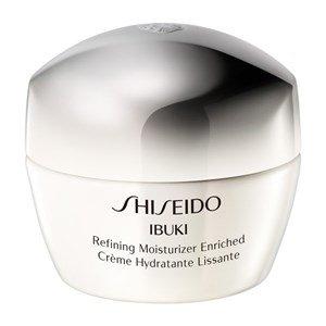 shiseido ibuki refining moisturizer creme rico