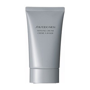 shiseido men creme barbear