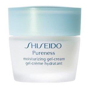 shiseido pureness gel creme hidratante