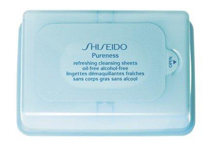 shiseido pureness refreshing cleansing lencos