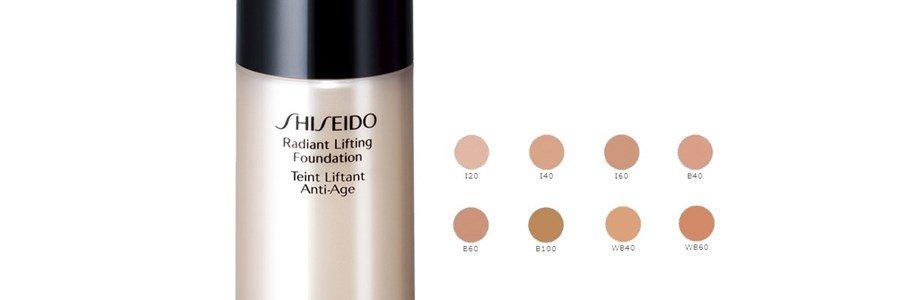 shiseido radiant lifting foundation