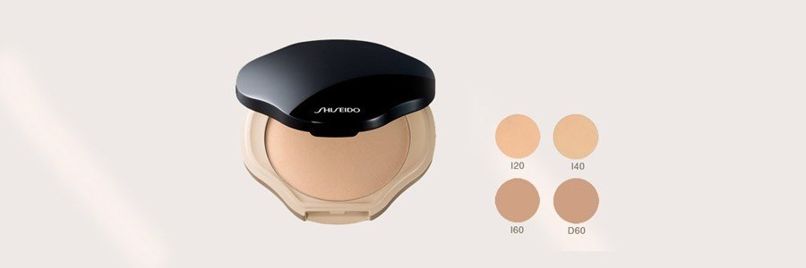 shiseido sheer perfect compact foundation