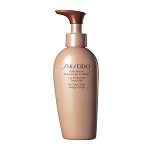 shiseido suncare daily bronze moisturizing emulsao