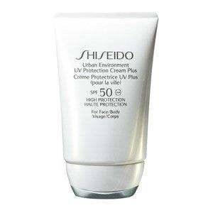 shiseido urban environment uv protection creme plus spf50