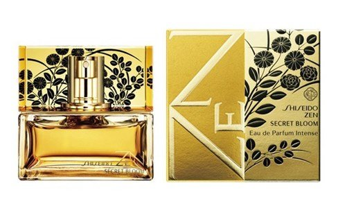 shiseido zen secret bloom eau perfume