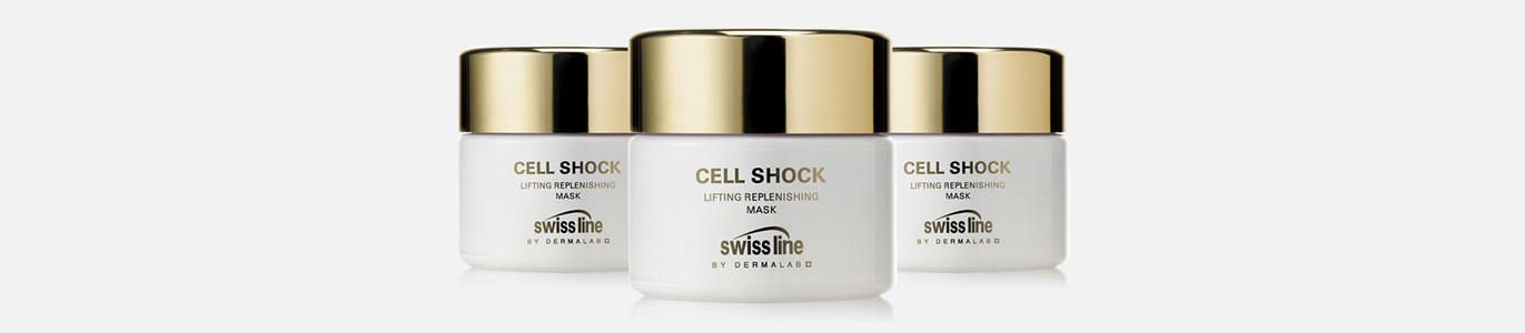 swiss line cell shock lifting replenishing mask