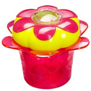 tangle teezer magic flowerpot childrens detangling hairbrush princess pink