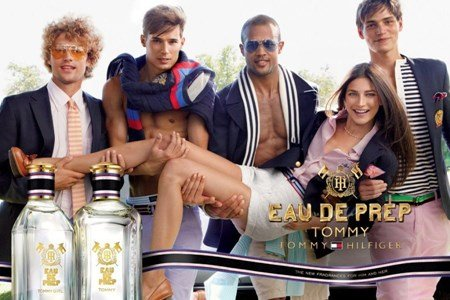 tommy hilfiger eau prep video