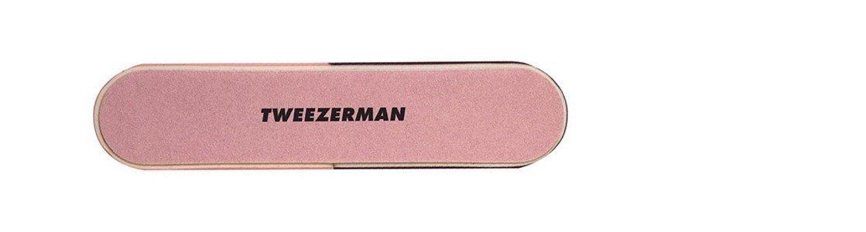 tweezerman 4 way nail buffer