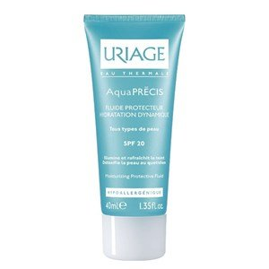 uriage aquapresis fluido protector spf20