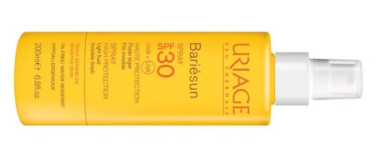 uriage bariesun spray corpo spf30