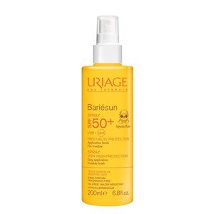 uriage bariesun spray infantil spf 50