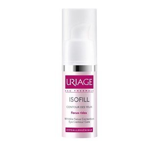 uriage isofill creme contorno olhos