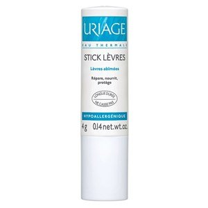 uriage stick labial reparador labios secos